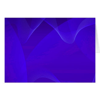 Blauwe Golven I Wenskaarten