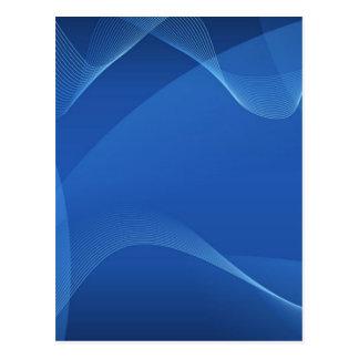 Blauwe Golven Wenskaarten
