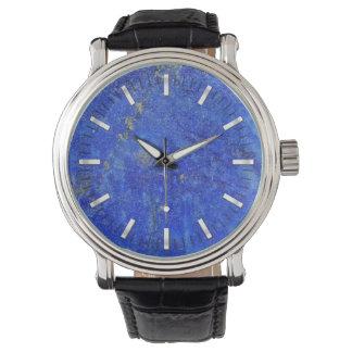 Blauwe Halfedelsteen Lazurite Horloges