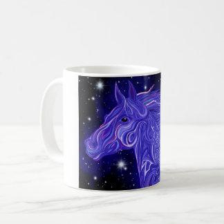 Blauwe Hengst Koffiemok