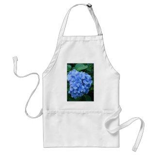 Blauwe Hydrangea hortensia Standaard Schort