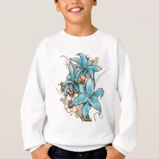 Blauwe Lelies Trui
