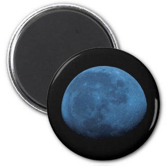 Blauwe Maan Magneet