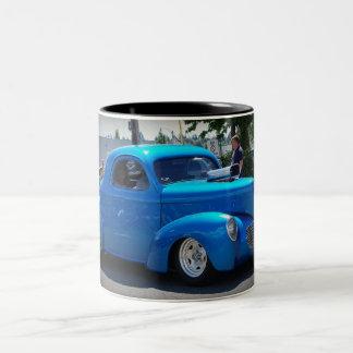 Blauwe Mok Willys