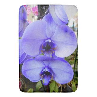 Blauwe Orchideeën Badmatten