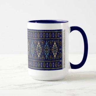 Blauwe Perzisch Mok