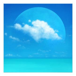 Blauwe Planeet Foto