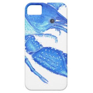 Blauwe Rivierkreeften Barely There iPhone 5 Hoesje