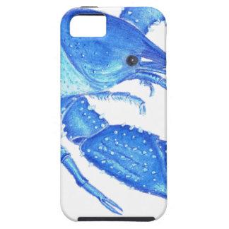 Blauwe Rivierkreeften Tough iPhone 5 Hoesje