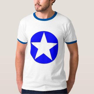 Blauwe Ster T Shirt