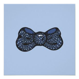 Blauwe Vlinderdas Kaart