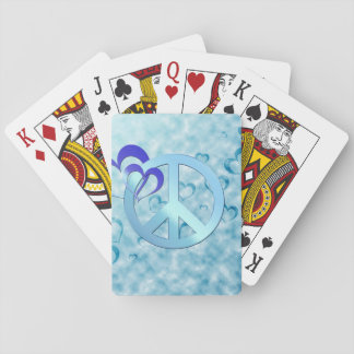 Blauwe Vrede Pokerkaarten