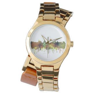 Bleekgele de SG-Safari van de Horizon van Horloge