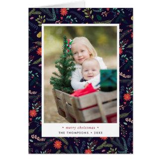 Blij Gebladerte | Gevouwen Kaart van de Foto van Briefkaarten 0
