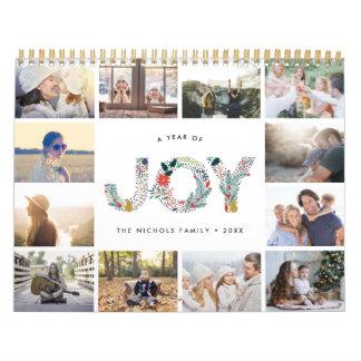 Blij Type | de Kalender van de Foto van 2018 Kalender