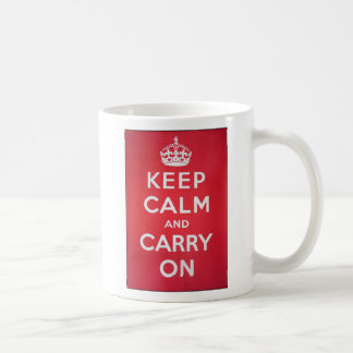 Blijf Kalm Koffiemok