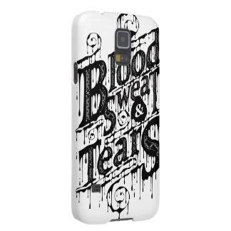 Bloed, Zweet, & Scheuren - het Geval van de Galaxy S5 Hoezen