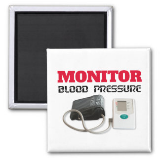 Bloeddruk controle magneet