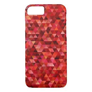 Bloedige driehoeken iPhone 8/7 hoesje