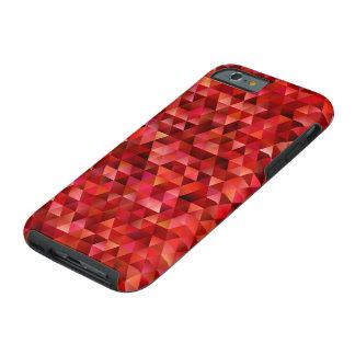 Bloedige driehoeken tough iPhone 6 hoesje