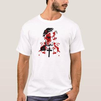 Bloedige held-Abraham Lincoln T Shirt