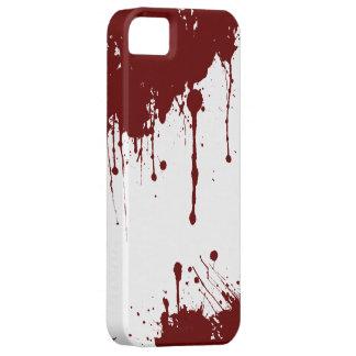 Bloedige iPhone 5 nauwelijks daar hoesje-Partner H Barely There iPhone 5 Hoesje