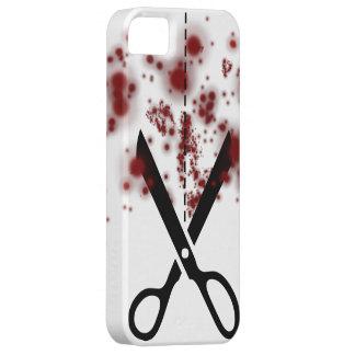 Bloedige Schaar Barely There iPhone 5 Hoesje