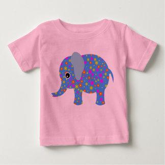 Bloei de Olifant - T-shirt van Jersey van het Baby