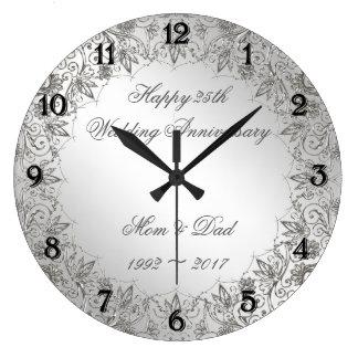 Bloei de Zilveren 25ste Klok van het Jubileum van