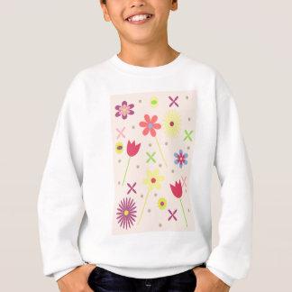 bloem achtergrond voor uw tekst trui