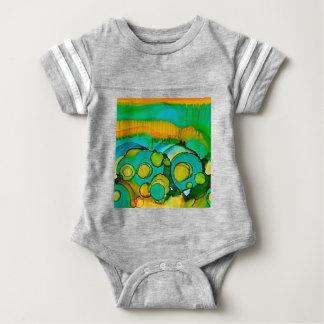 bloem gebieden baby bodysuit