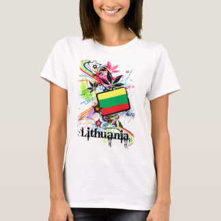 Bloem Litouwen T Shirt