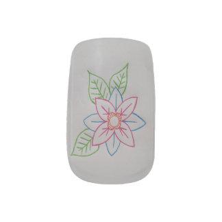bloem minx spijkers minx nail folie