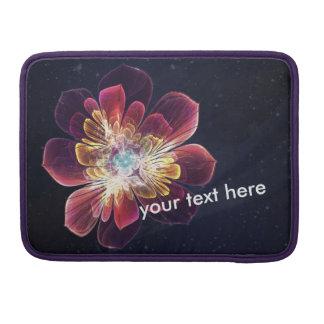 Bloem | van het Zee van Tibet iPad Beschermhoezen Voor MacBook Pro