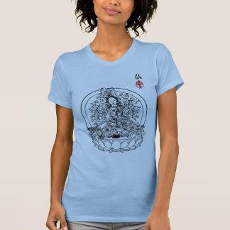 Bloemen Boedha T Shirt