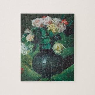 Bloemen (de Rozen van aka) door William Merritt Puzzel