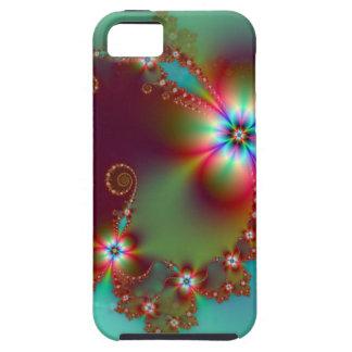 Bloemen Fractal van de Fantasie iPhone 5 Case