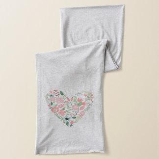 Bloemen Hart Sjaal