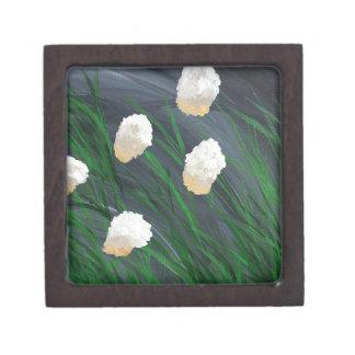 Bloemen in een Storm Premium Decoratie Doosje
