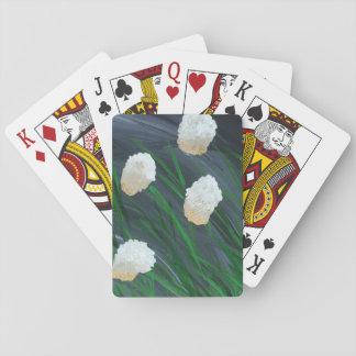 Bloemen in een Storm Speelkaarten
