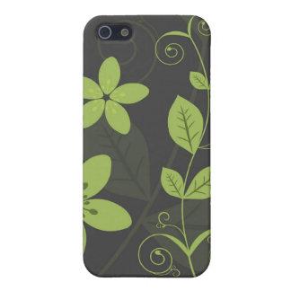 Bloemen iPhone 5 Hoesje