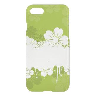 Bloemen iPhone 7 het Hoesje van de Deflector