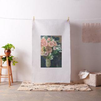 Bloemen Katoenen van het Boeket Stof