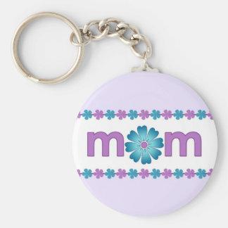 Bloemen Keychain van de Lente van het moederdag de Sleutelhanger