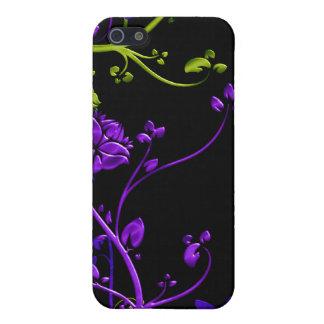 Bloemen Klantgerichte Vector - iPhone 5 Case