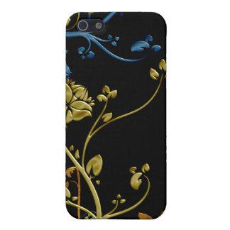 Bloemen Klantgerichte Vector - iPhone 5 Cases