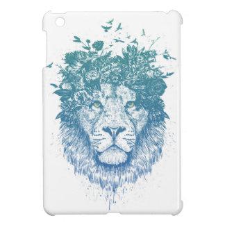 Bloemen leeuw hoesjes voor iPad mini