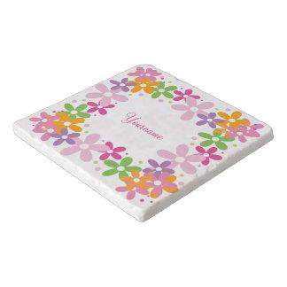 Bloemen Monogram Trivet