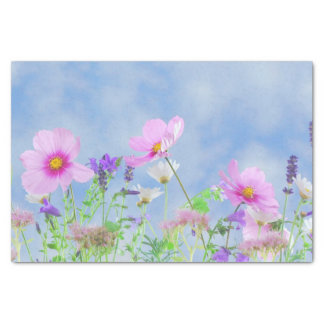 Bloemen Schoonheid Tissuepapier