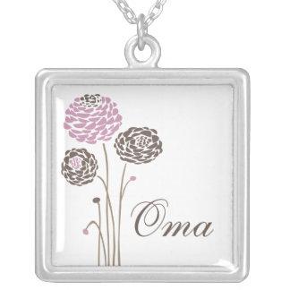Bloemen van de Dahlia van het Ketting van Oma de M